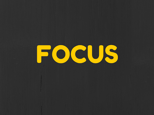 Lack of focus is a big problem for business owners