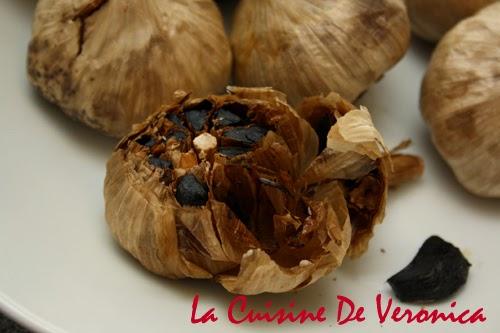 La Cuisine De Veronica V女廚房: 自製黑蒜