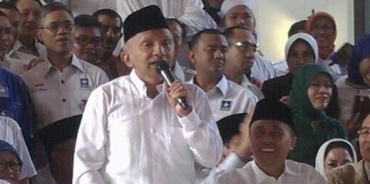 Amien Rais: Cuma Prabowo yang Berani Melawan Intervensi Asing Yang Lain Lemah