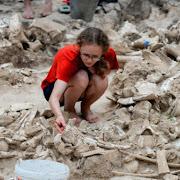 Археологи требуют защитить культурный слой