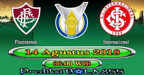 Prediksi Bola855 Fluminense vs Internacional 14 Agustus 2018