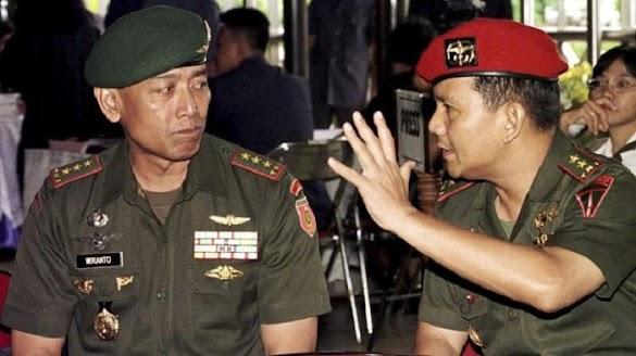 Mantan Komnas HAM : Prabowo Cuma Saksi, Kasus 98 Tanggung Jawab Wiranto
