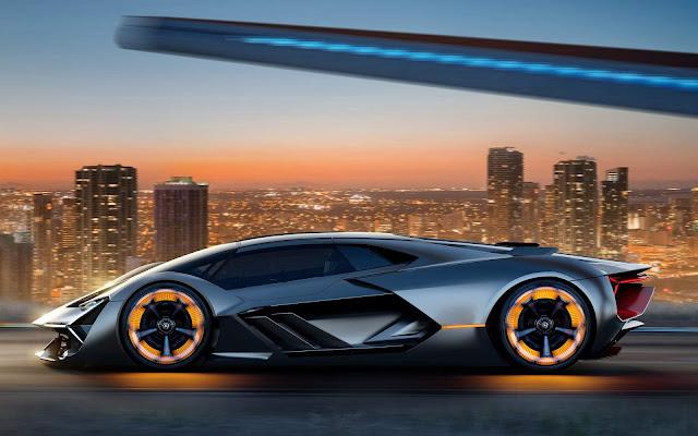 Lamborghini Terceiro Milênio