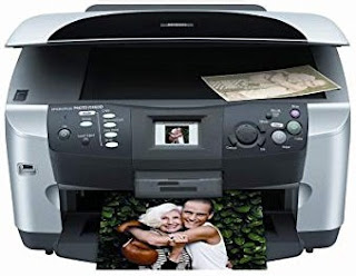 Epson Stylus Photo RX600 Driver Download