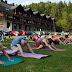 V Górski Maraton Jogi - Hotel Wierchomla SKI&SPA Resort. Relacja z wydarzenia