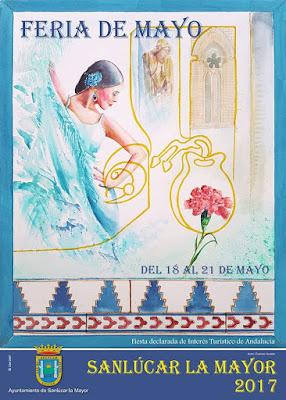 Sanlúcar la Mayor - Feria 2017 - Evaristo Hurtado