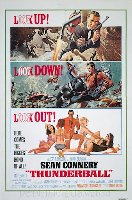 Sinopsis film Thunderball (1965)
