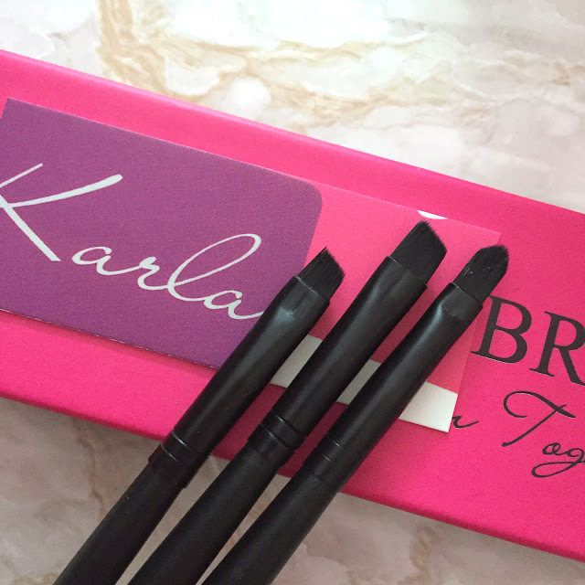 Karla Cosmetics - Karla Lip Brush Set