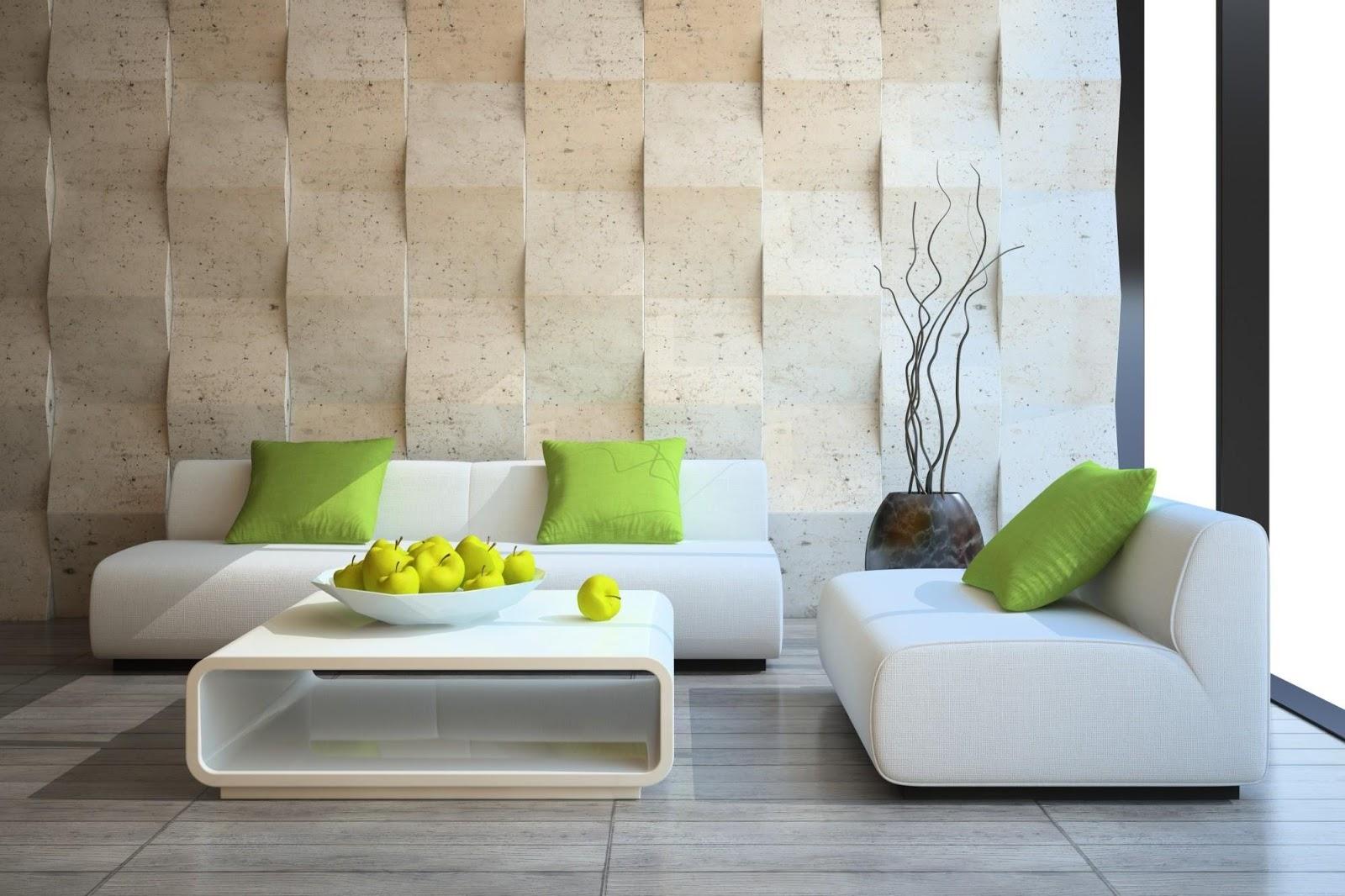 20 Desain Dinding Rumah Minimalis