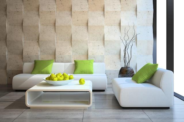 Desain Dinding Rumah Minimalis