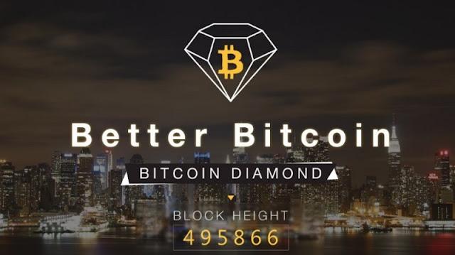 Apa itu Bitcoin Diamond - Versi yang lebih baik dari Bitcoin?