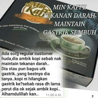 Gastrik Sembuh Dengan Min Kaffe