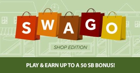 Swago: Shopping Edition is Back! (INTL)