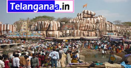 Edupayala Vana Durga Bhavani Temple in Telangana