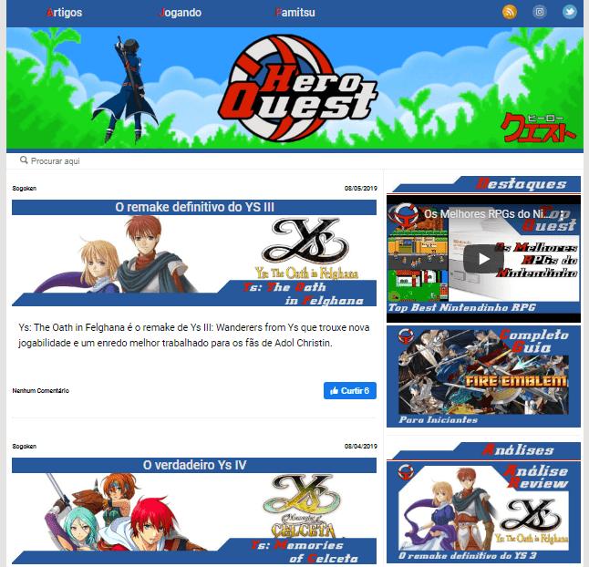 Comunidade Hero Quest