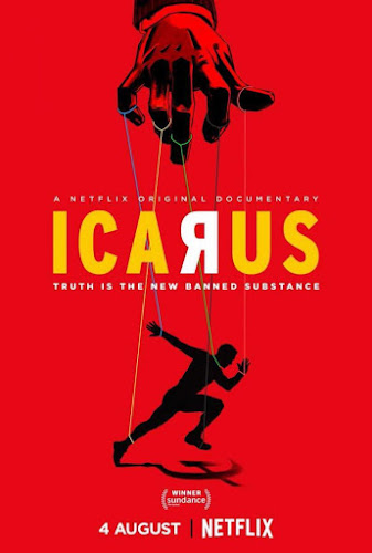 Icarus (Web-DL 720p Dual Latino / Ingles) (2017)