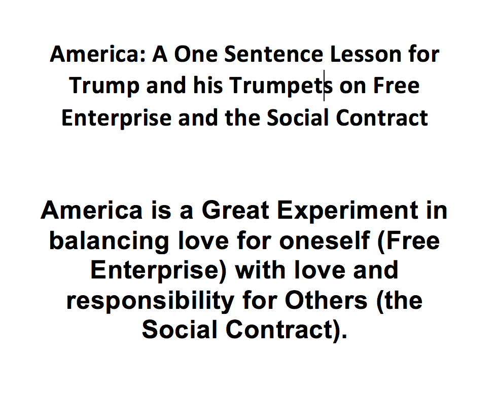 socialism or free enterprise People who believe in the power of individual liberty and free enterprise have  had a rough time lately and with so many recent examples of.