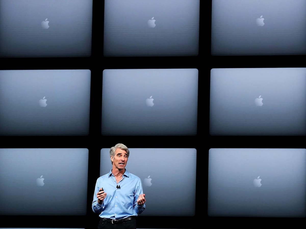 Apple's software chief, Craig Federighi dismisses Google CEO's criticism over turning privacy into a 'luxury good'