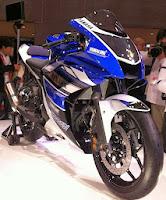 Yamaha Luncurkan Sepeda Motor 250 cc