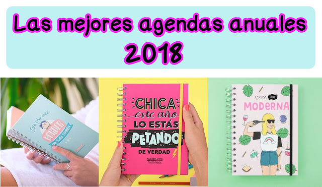 agendas anuales 2018