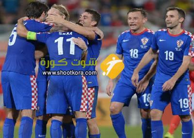 المنتخب الكرواتى يتصدر المجموعه الرابعه بعد الفوز على اسبانيا ويتاهل الى الدور 16 السته عشر من بطولة اليورو 2016