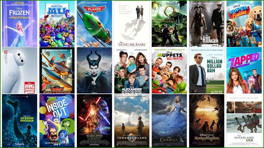 Jadwal Film Disney Channel Hari Ini Daftar Terbaru