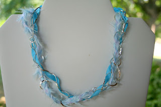 Creative Chaos Design (chain, ribbon, bracelet / chocker) :: All Pretty Things