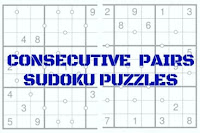 Consecutive Pairs Sudoku Puzzles Index Page