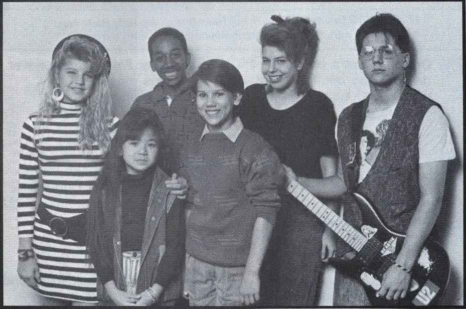 Living The Vintage Dream Kids Incorporated The 80 S