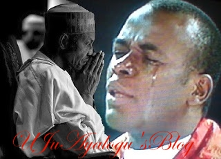 2019: Buhari'll Lose Heavily, God Has Rejected Him Like He Did To Jonathan In 2015 - Father Mbaka Releases 2018 Shocking Prophecies