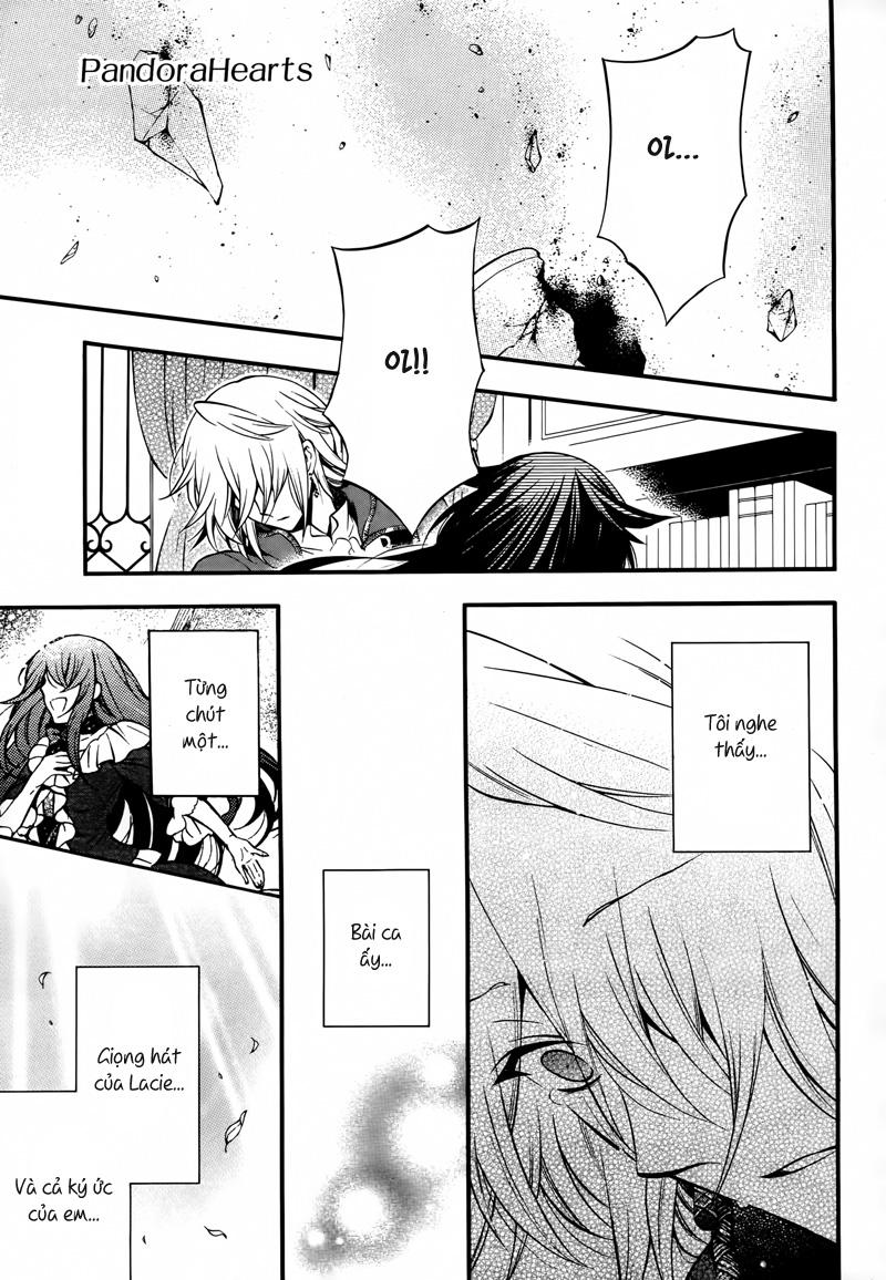 Pandora Hearts chương 072 - retrace: lxxii bloody rabbit (ver. 2) trang 1