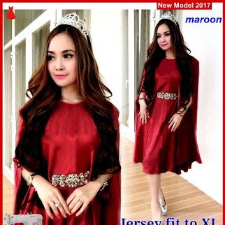 MSF0029 Model Dress Batwing Murah Cassandra BMG