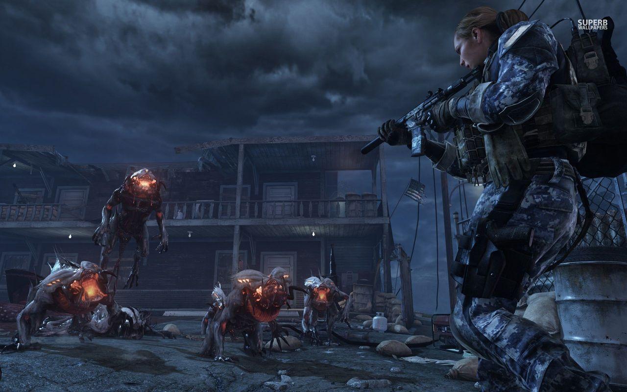 Call Of Duty World Master : DarkUnlocker 1 2f with Awakening