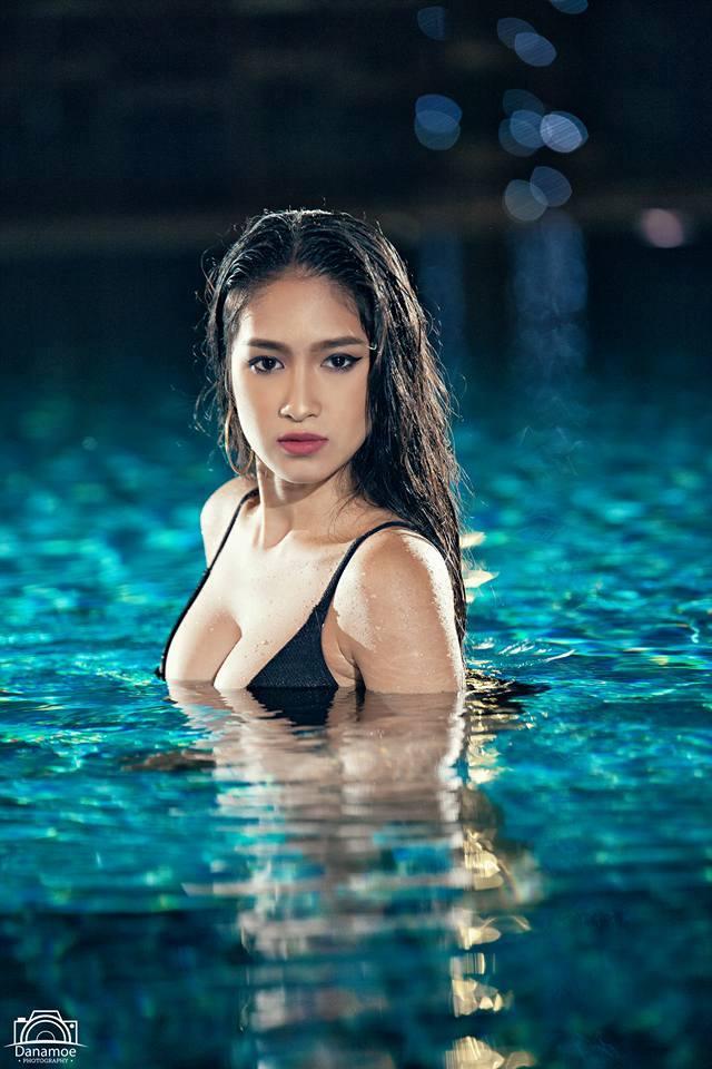 Myanmar Actress Nude Photo