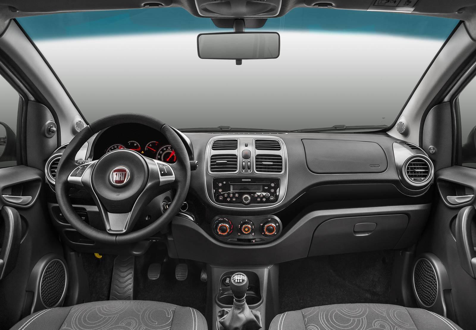 Fiat Grand Siena 2017  Tabela De Pre U00e7os E Equipamentos