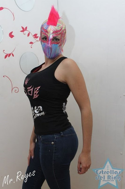 Atenea Queen - Female Lucha Libre