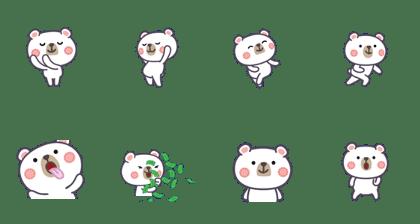 Polar Bear 2 : animated