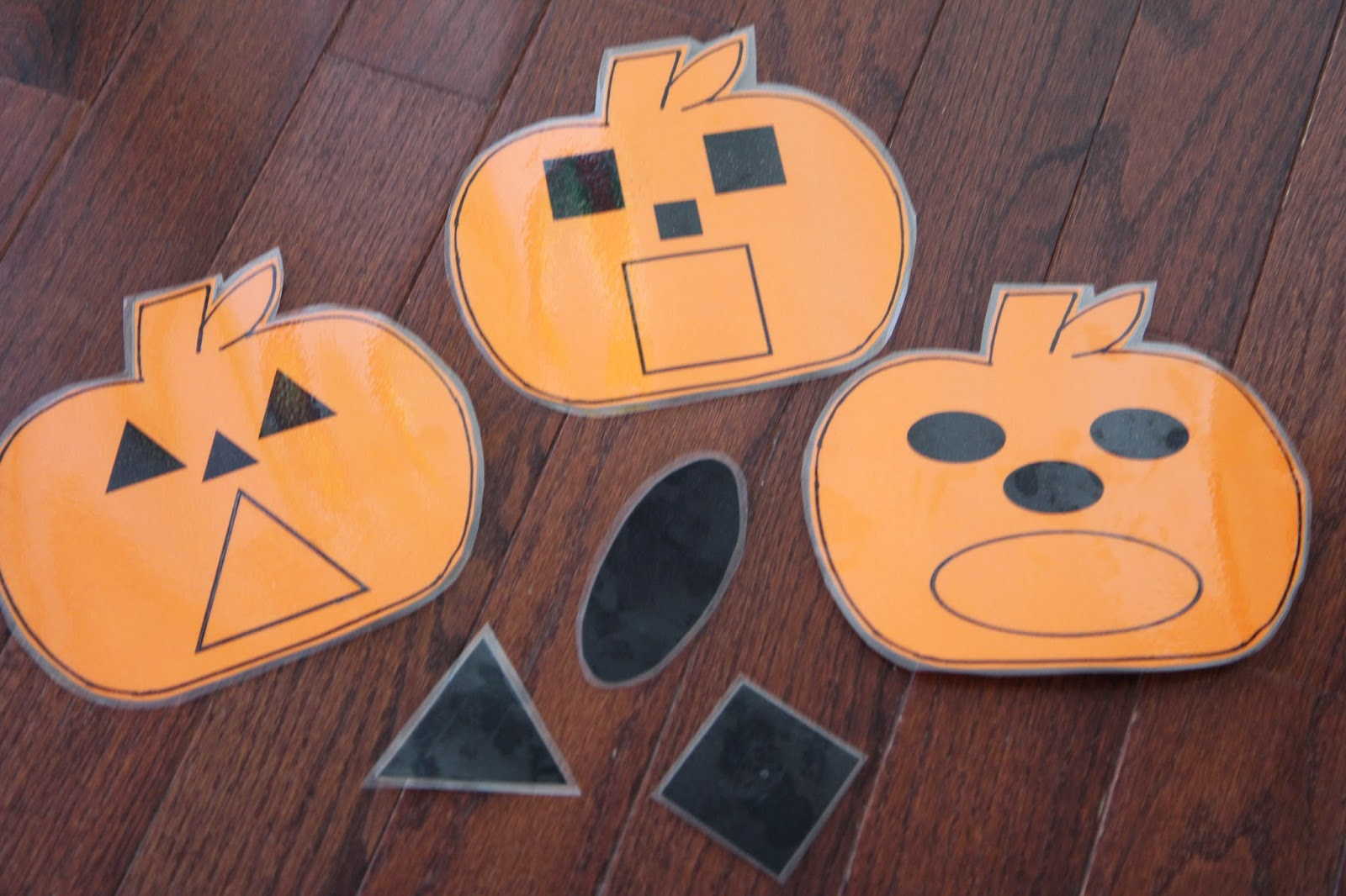 Toddler Approved Pumpkin Shape Movement Game For Kids