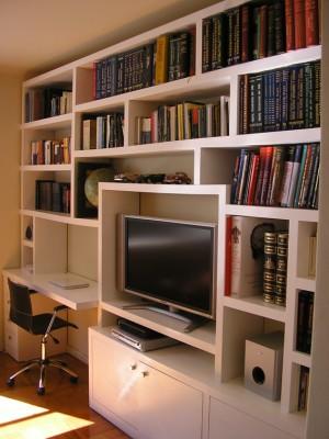 Bibliotecas Industria Procesadora De Maderas Ipm - Bibliotecas-de-madera