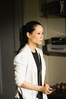 Lucy Liu as Joan Watson in CBS Elementary Season 2 Episode 6 An Unnatural Arrangement