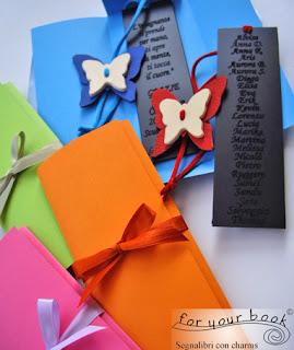 segnalibro regalo insegnanti