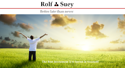 Rolf Suey - Better Late Than Never