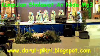 Kumpulan Sholawat An Nida Mp3