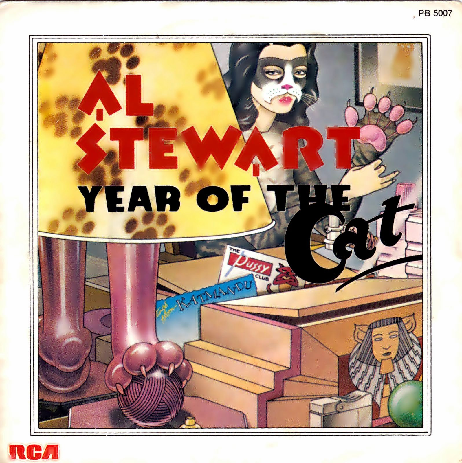Afbeeldingen van Al Stewart Year of The Cat