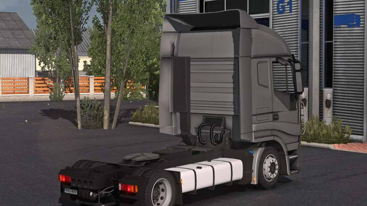 Iveco Stralis Lowdeck Addon by Sogard3