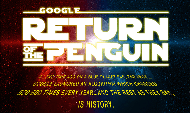 The Return of the Penguin
