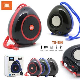 Speaker Bluetooth JBL TG514 TG-514 Stereo / Speaker Wireless Portable