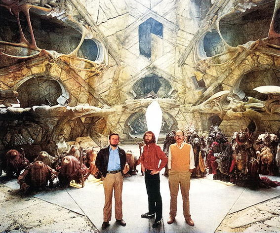 behind the scenes the dark crystal