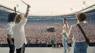 'Bohemian Rhapsody' Melorot ke Posisi 2, 'The Grinch' Puncaki Box Office