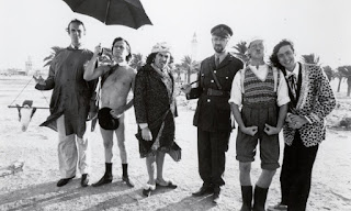 Monty Python a principios de los 70